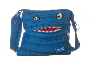 Geanta de umar ZIP..IT Monster Mini - albastru royal