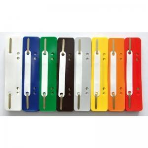 Alonje din plastic A5, 25/set, Q-Connect - galben