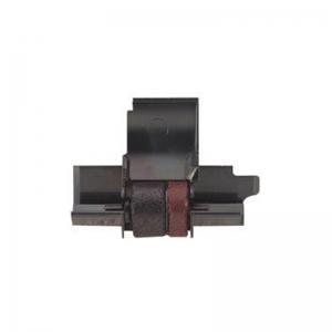 Banda cu cerneala, pentru calculator cu banda SHARP EL-1750V - negru/rosu