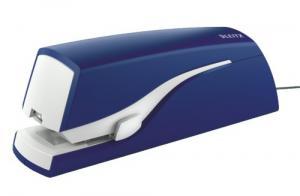 Capsator electric LEITZ 5533, 20 coli - albastru