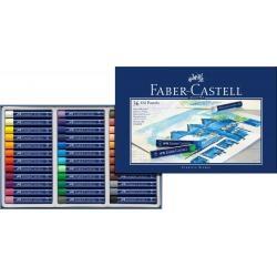 Creioane Ulei Pastel Faber-Castell, 36culori