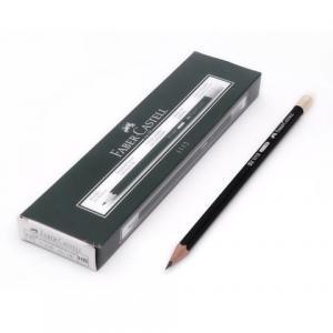 Creion Grafit Cu Guma 1112 Faber-Castell