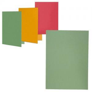 Dosar carton simplu ELBA - verde