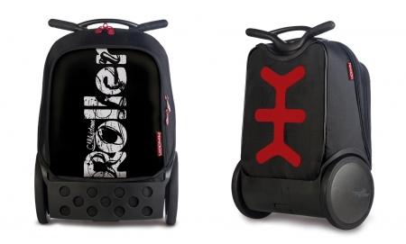 Ghiozdan Roller NIKIDOM XL - Blackout0