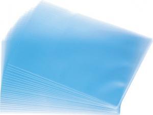 "Mapa protectie ""L"" pentru documente A4, PVC - 180 microni, KANGARO - cristal"