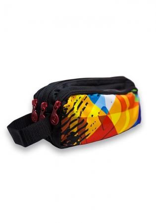 Penar NIKIDOM Roller XL - Logomania - 3 fermoare0