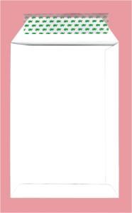Plic C4  alb siliconic ( 229 x 324 mm )
