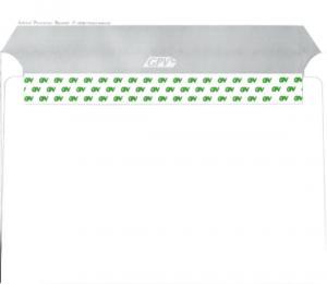 Plic DL alb siliconic (110 x 220)