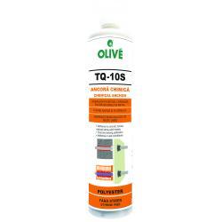 Ancoră chimică fără stiren OLIVE TQ-10S, gri, 300ml