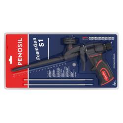 Pistol Standard S1 blister aplicare spumă poliuretanică