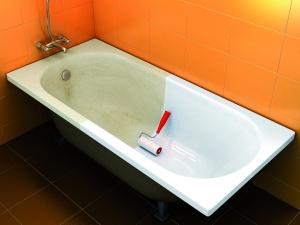 Kit vopsea pentru renovare căzi fontă Premium BathCoating