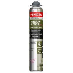 Spumă poliuretanică etanșantă – PENOSIL Window & Door Elastic
