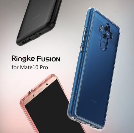 Husa Ringke FUSION INK BLACK pentru Huawei Mate 10 PRO3