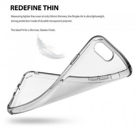 Husa Ringke Air CRYSTAL VIEW pentru iPhone 7  iPhone 85