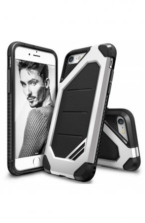 Husa  Ringke ARMOR MAX ICE SILVER pentru iPhone 7  iPhone 81