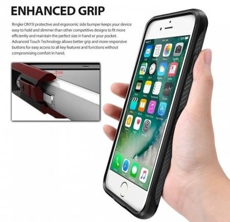 Husa Ringke ONYX MIDNIGHT NAVY pentru iPhone 7  iPhone 84