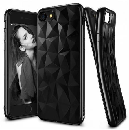 Husa  Ringke PRISM INK BLACK pentru iPhone 7  iPhone 80