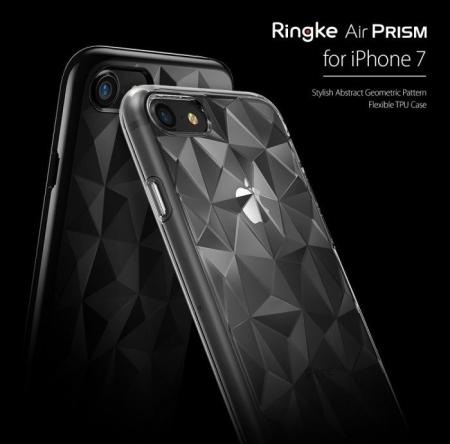 Husa  Ringke PRISM INK BLACK pentru iPhone 7  iPhone 85
