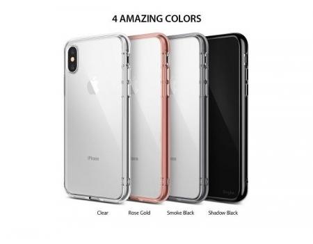 Husa Ringke Fusion Clear pentru iPhone X1