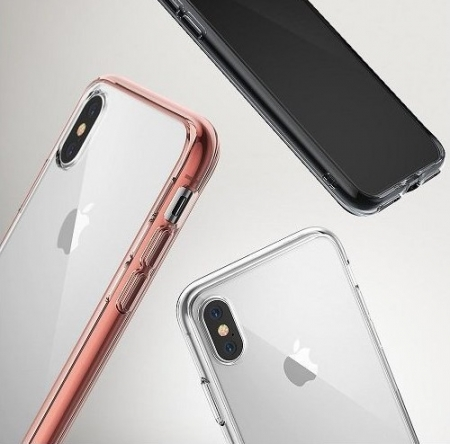 Husa Ringke Fusion Clear pentru iPhone X2