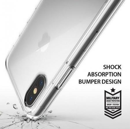 Husa Ringke Fusion Clear pentru iPhone X6