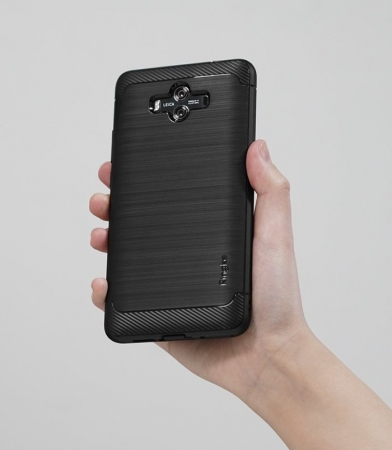 Husa Ringke Onyx Negru pentru Huawei Mate 100