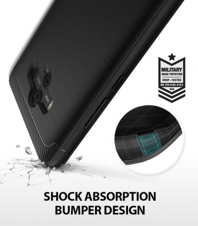 Husa Ringke Onyx Negru pentru Huawei Mate 101