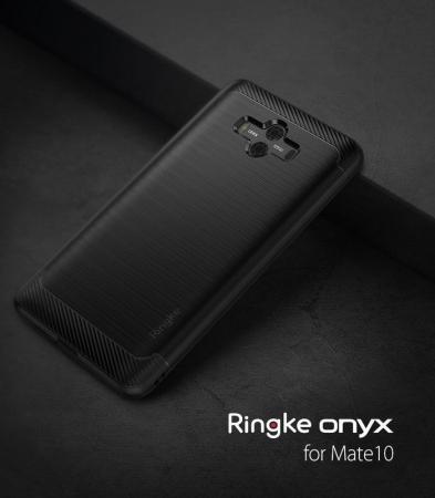 Husa Ringke Onyx Negru pentru Huawei Mate 108