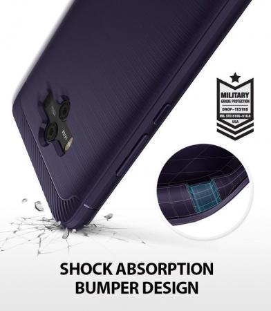 Husa Ringke Onyx Violet pentru Huawei Mate 102
