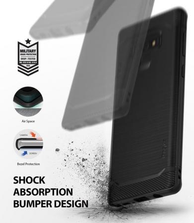 Husa Ringke Onyx Purple pentru Samsung Galaxy Note 90