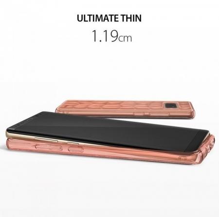 Husa Ringke Prism Rose Gold pentru Samsung Galaxy Note 80