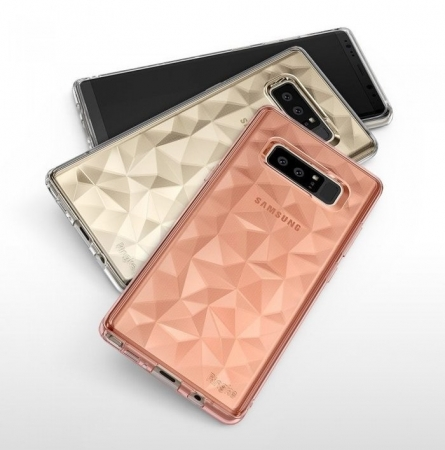 Husa Ringke Prism Rose Gold pentru Samsung Galaxy Note 81