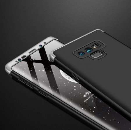 Husa GKK 360 Black pentru Samsung Galaxy Note 93