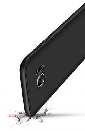 Husa GKK 360 Rosu pentru Samsung Galaxy S7 Edge5