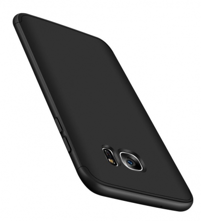 Husa GKK 360 Rosu pentru Samsung Galaxy S7 Edge3