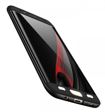 Husa GKK 360 Rosu pentru Samsung Galaxy S7 Edge2