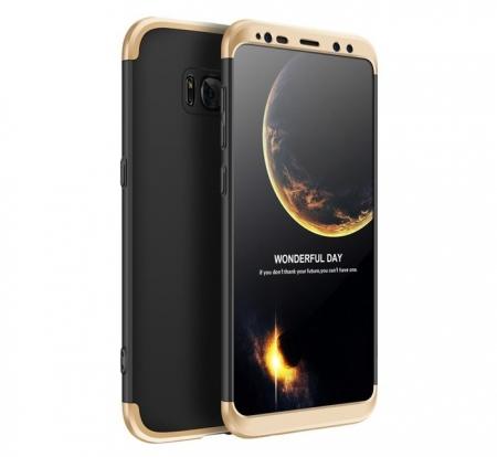 Husa GKK 360 Gold pentru Samsung Galaxy S8 Plus0