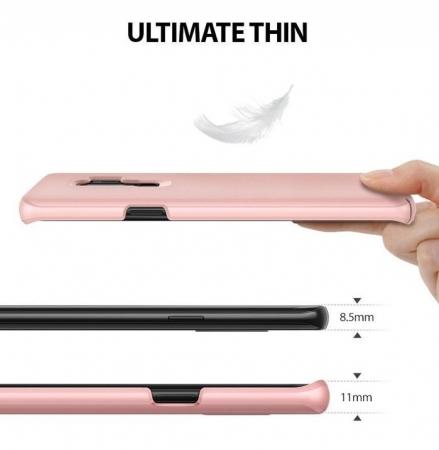 Husa Ringke Slim Rose pentru Samsung Galaxy S9 Plus6