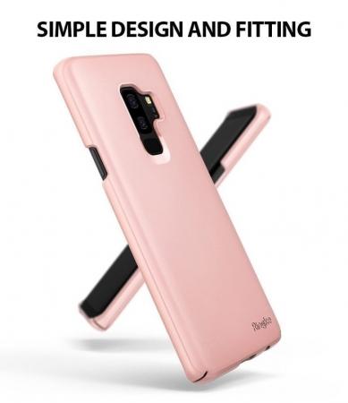 Husa Ringke Slim Rose pentru Samsung Galaxy S9 Plus4