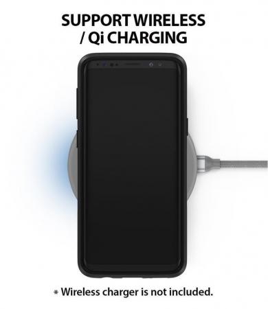 Husa Ringke Wave Black pentru Samsung Galaxy S9 Plus6