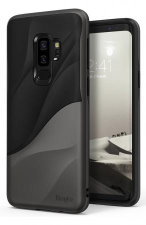 Husa Ringke Wave Black pentru Samsung Galaxy S9 Plus3