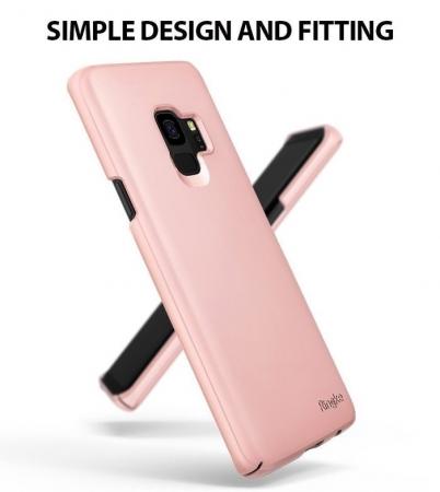 Husa Ringke Slim Rose pentru Samsung Galaxy S93