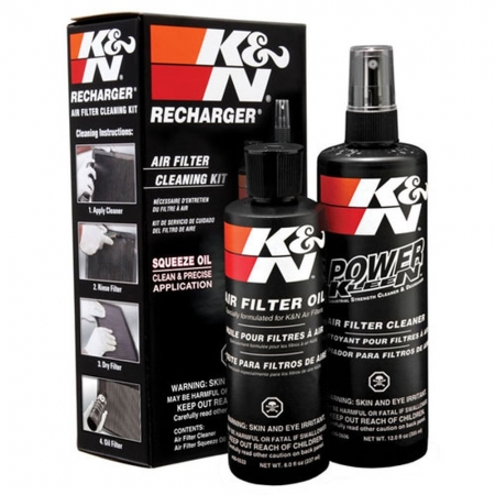 Kit De Intretinere Filtre Sport, K&N, Kit De Intretinere Filtre K&N, 535Ml