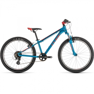 BICICLETA CUBE ACID 240 Creekblue Reefblue Red 2019