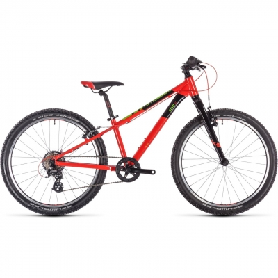BICICLETA CUBE ACID 240 SL Red Green Black 2019