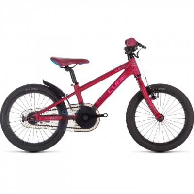 BICICLETA CUBE CUBIE 160 GIRL Berry Pink Blue 2019