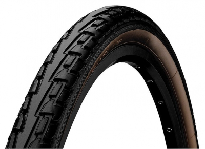 Anvelopa Continental Ride Tour Puncture-ProTection 47-559 ( 26*1,75 )-negru/maro