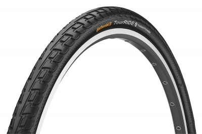 Anvelopa Continental Ride Tour Reflex Puncture-ProTection 37-622 (28*1 3/8*1 5/8) negru/negru