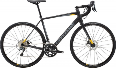 BICICLETA CANNONDALE SYNAPSE DISC TIAGRA 2018 56mm