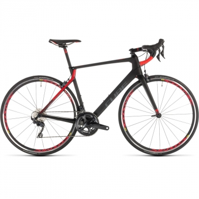 BICICLETA CUBE AGREE C:62 PRO Carbon Red 2019